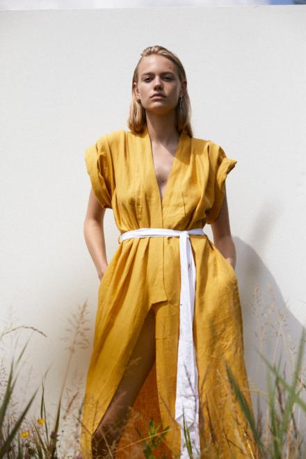 Annelie Bruijn | Deji Studios x Matches fashion |